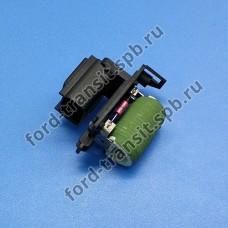 Резистор вентилятора охлаждения Ford Transit (2.2) 2014-, Custom 2012- (FWD)