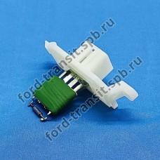 Резистор мотора печки Transit 14-, Custom 12-