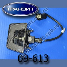 Фонарь подсветки номера Ford Transit 14- (шасси)