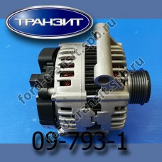 Генератор Ford Transit, Peugeot Boxer, Citroen Jumper 2006-2011 (FWD, 150A)