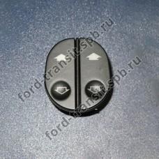 Кнопка стеклоподъемника для Ford Transit 3/10 - 01/14, Connect 2002-2008, Fusion 2001-2012, Fiesta 1995-2012. Ka 1996 - 2008. Puma 1997-2001