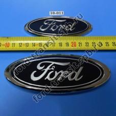 """Эмблема """"FORD"""" (малая) Ford Transit 85 - наст. время, Ford Connect 02 - 13"""