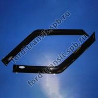 Ветровики передние Ford Transit 00-14 (длинные)
