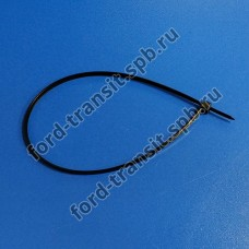 Хомут-стяжка пластиковая, ширина 4.8 мм, длинна 350 мм