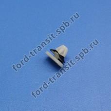 Клипса задних клыков, передних молдингов Ford Connect 02-13
