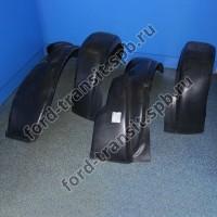 Локеры Ford Transit 00-14 (односкатные задние колеса)