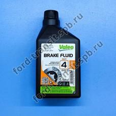 Жидкость тормозная DOT-4 (500ml)
