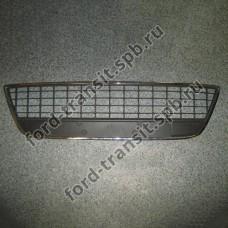 Решетка передняя Ford Mondeo 07-10 (без хромированной окантовки)