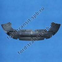 Дефлектор переднего бампера Ford Focus 08-11