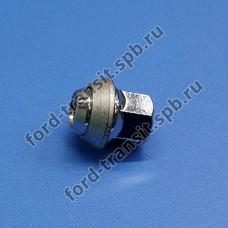 Гайка колесная Ford Focus 98-11, Mondeo 92-07, Connect 02-13 (на литье)