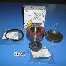 Подшипник передней ступицы Ford Focus 1998-2005, Fiesta 2001-2008, Fusion 2001-2012 (с ABS)