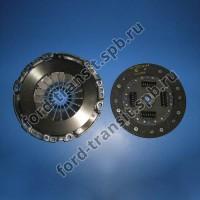 Комплект сцепления Ford Focus (1.6) 98-05, Fiesta 01-08, Fusion 01-12