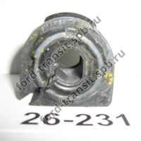 Втулка переднего стабилизатора Ford Focus 2004 - 2011, C-Max 2003 - 2007