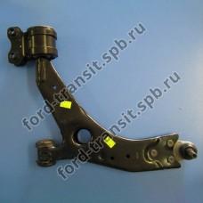 Рычаг передний Ford Focus 04-11, C-Max 03-10 (L, опора 21 мм)