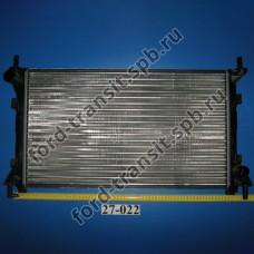 Радиатор Ford Focus 98 - 05 (Zetec Rocam 1.6)