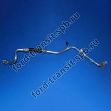 Трубка кондиционера Ford Focus (1.4, 1.6) 04-11, C-Max 03-11 (выпуск с датчиком)