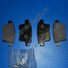 Колодки тормозные задние Ford Mondeo 04-07