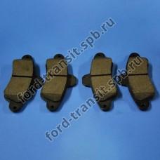Колодки тормозные задние Ford Mondeo 92-00 (дисковые тормоза)
