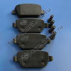 Колодки тормозные задние Ford Mondeo 07-14