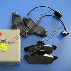 Колодки тормозные задние Ford Mondeo 96-00 (универсал)