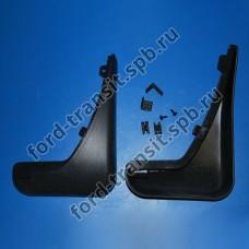 Брызговики передние Ford Focus 2 04 - 11, C-Max 03 - 07 (комплект)