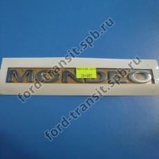 "Эмблема "" Mondeo "" Ford Mondeo 00-14"